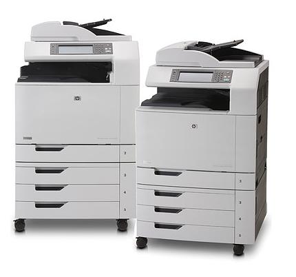 Máy Photocopy HP mới