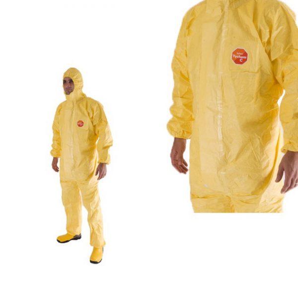 Áo chống hóa chất