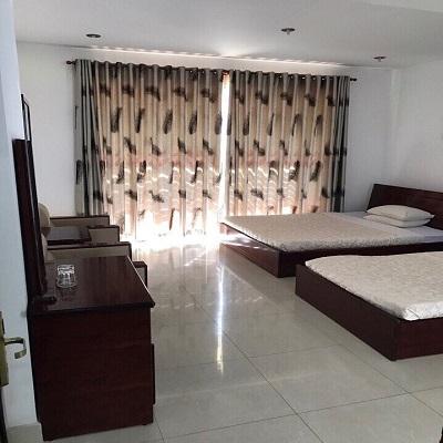 Giường tủ khách sạn