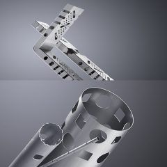 Cắt laser kim loại tấm, ống
