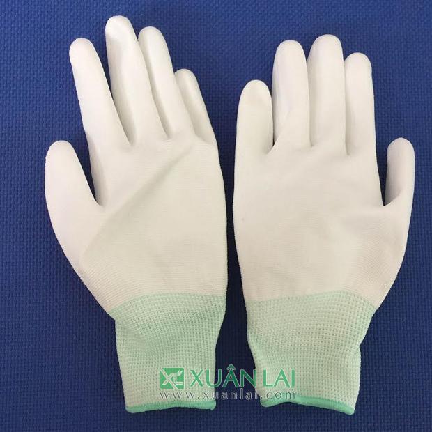 Găng tay PU phủ lòng bàn tay