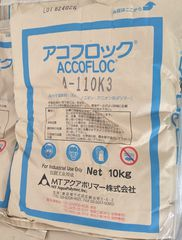 Hóa chất Polymer Anion
