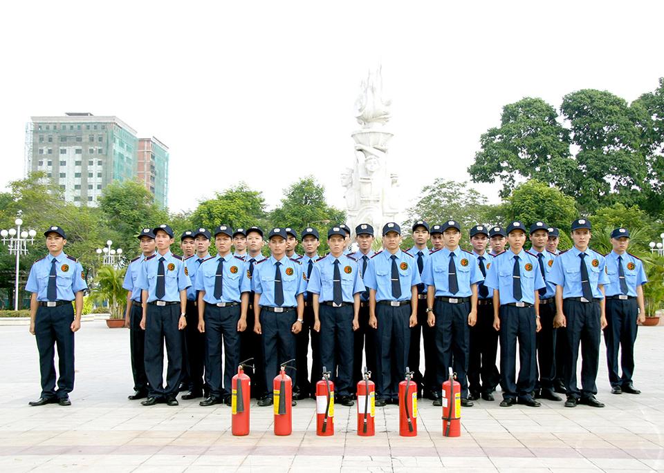 Dịch vụ huấn luyện bảo vệ