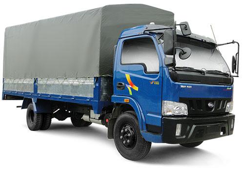 Vận chuyển bằng xe tải 2 Tấn