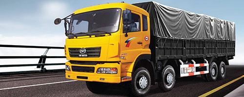 Vận chuyển bằng xe tải 35 Tấn