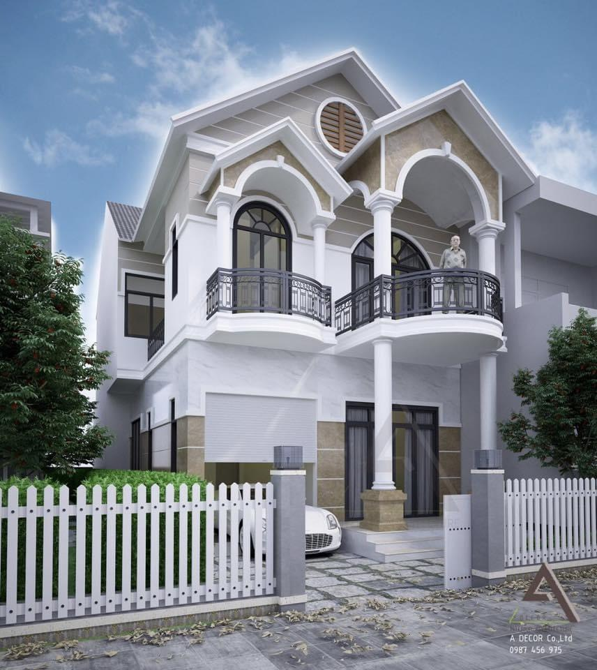 Thiết kế kiến trúc, thi công xây dựng