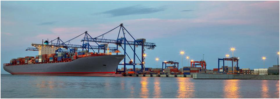 Vận tải biển hàng hóa đi Mỹ