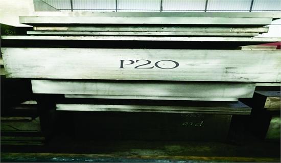 Thép làm khuôn P20