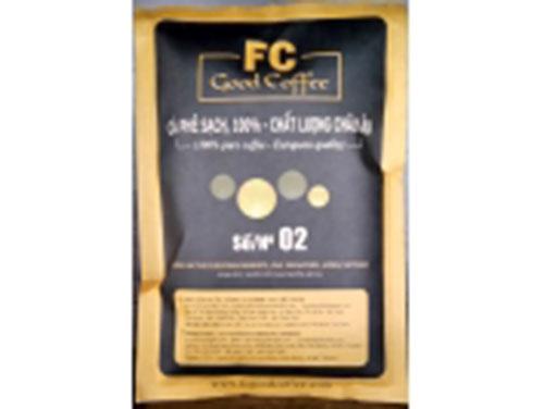 Cà phê số 02 bịch 250gr