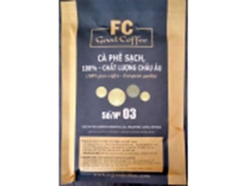 Cà phê số 03 bịch 250gr