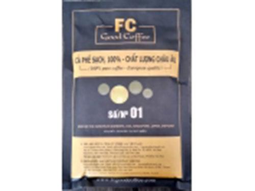 Cà phê số 01 bịch 250gr