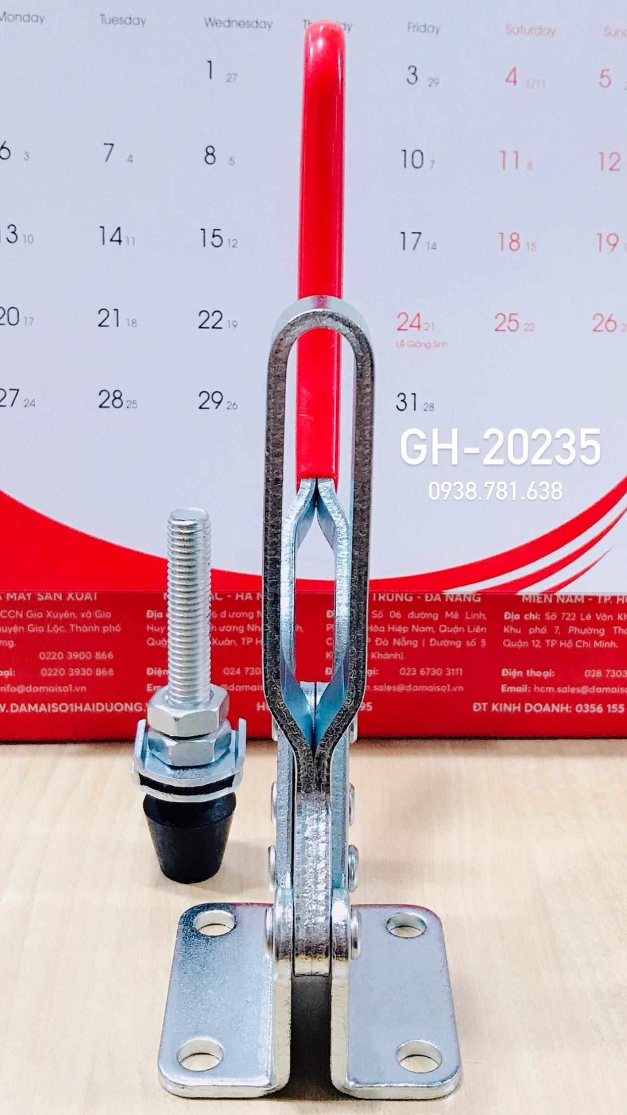 Kẹp định vị GH - 20235