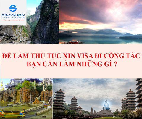 Dịch thuật visa