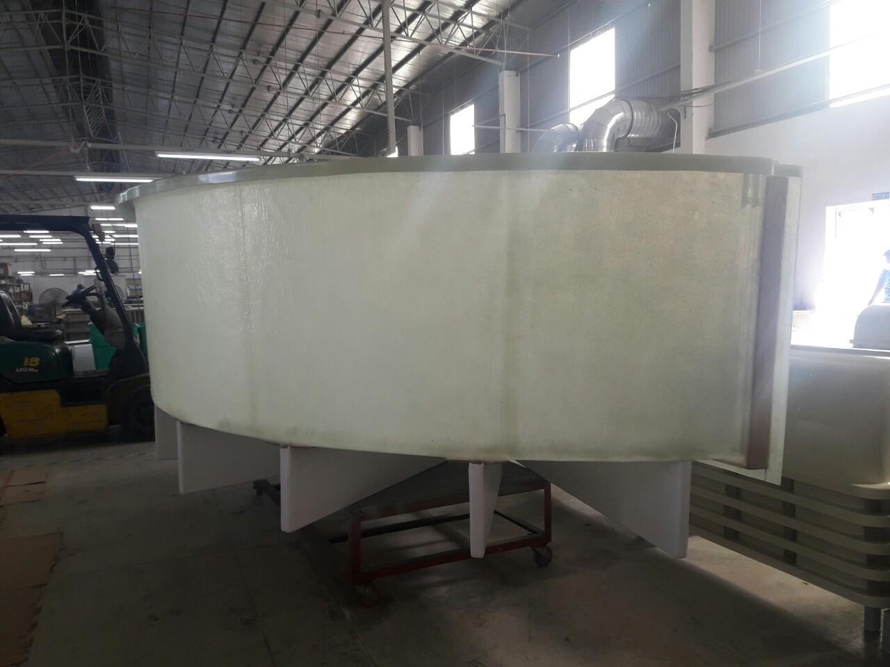Thùng chứa đựng thủy hải sản nhựa Composite