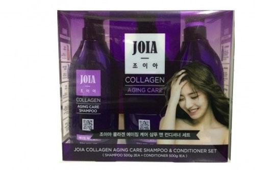 Bộ chăm sóc tóc Joia Collagen