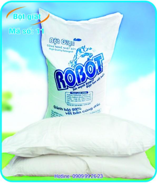 Bột giặt Robot
