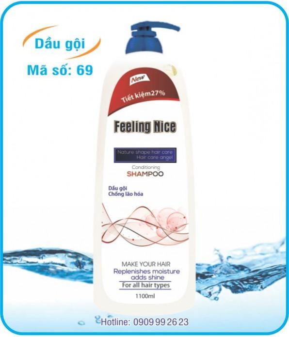 Dầu gội feeling Nice