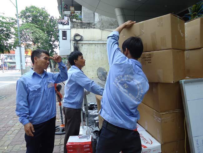 Dịch vụ vận chuyển nhà trọn gói