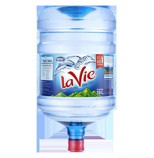 Nước LaVie 19l