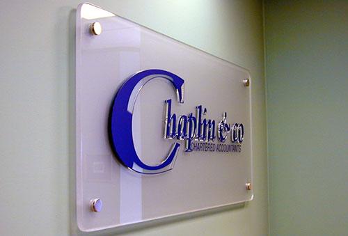 Bảng hiệu logo công ty