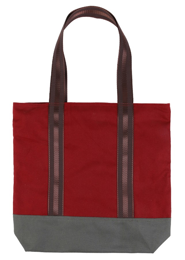 Túi vải bố màu