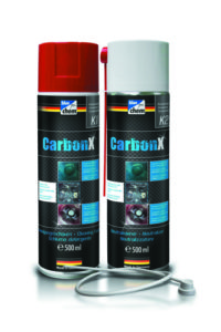 Carbon X vệ sinh buồng đốt