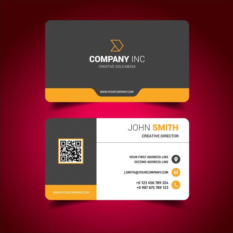 In name card