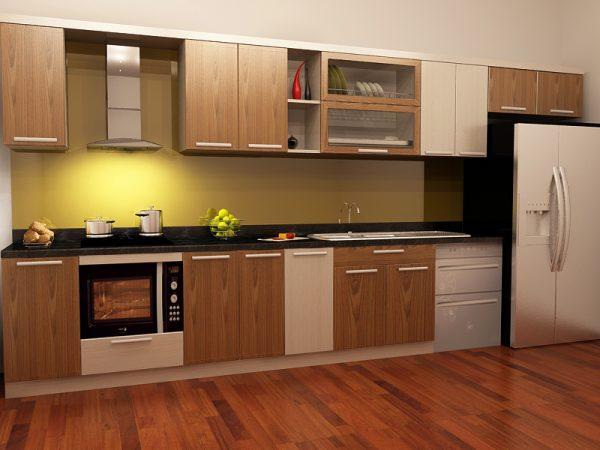Hệ thống tủ bếp