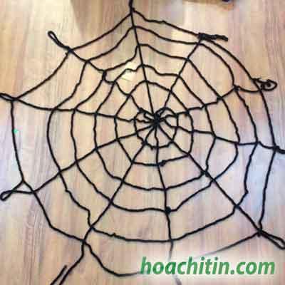 Mạng nhện nhung đen