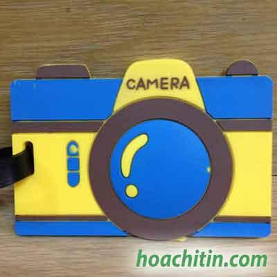 Thẻ đeo hành lý camera