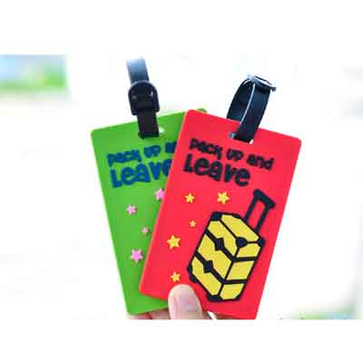 Thẻ đeo hành lý Pack up