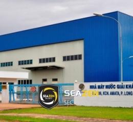 Dự án xây dựng nhà máy Pepsico