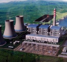 Nhà máy nhiệt điện Hông Sa - Lào
