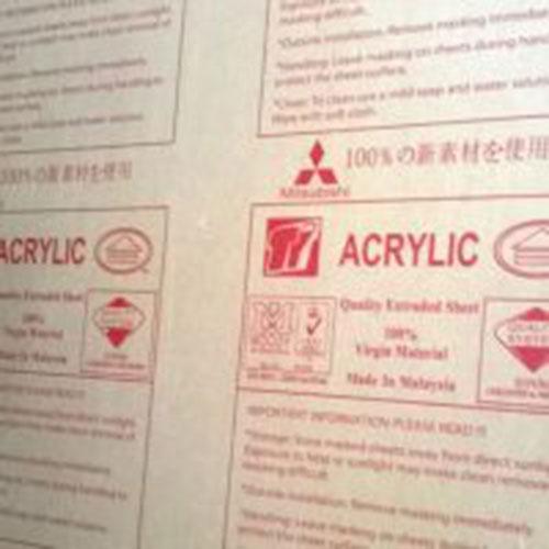 Mica Malaysia 100% Acrylic