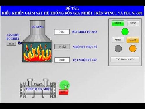 Lập trình hệ thống PLC