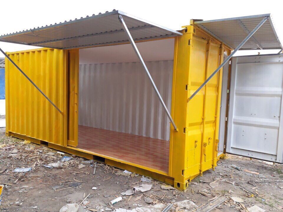 Container bất động sản