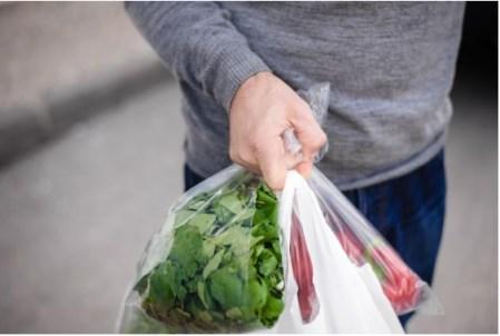 Túi nilong đựng thực phẩm