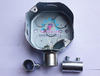 Hộp nối ống dây điện, cút nối dây điện