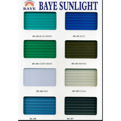 Tấm Poly Baye Sunlight