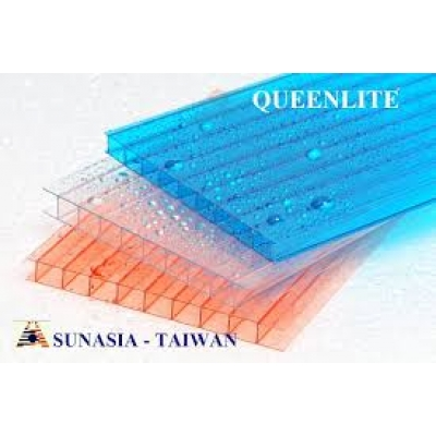 Tấm Poly Queenlite