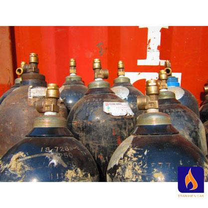Khí Dioxit Cacbon (CO2)