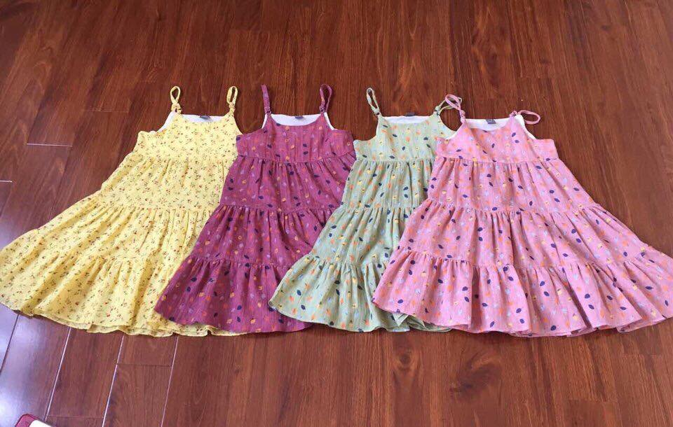 Váy maxxi tơ tằm