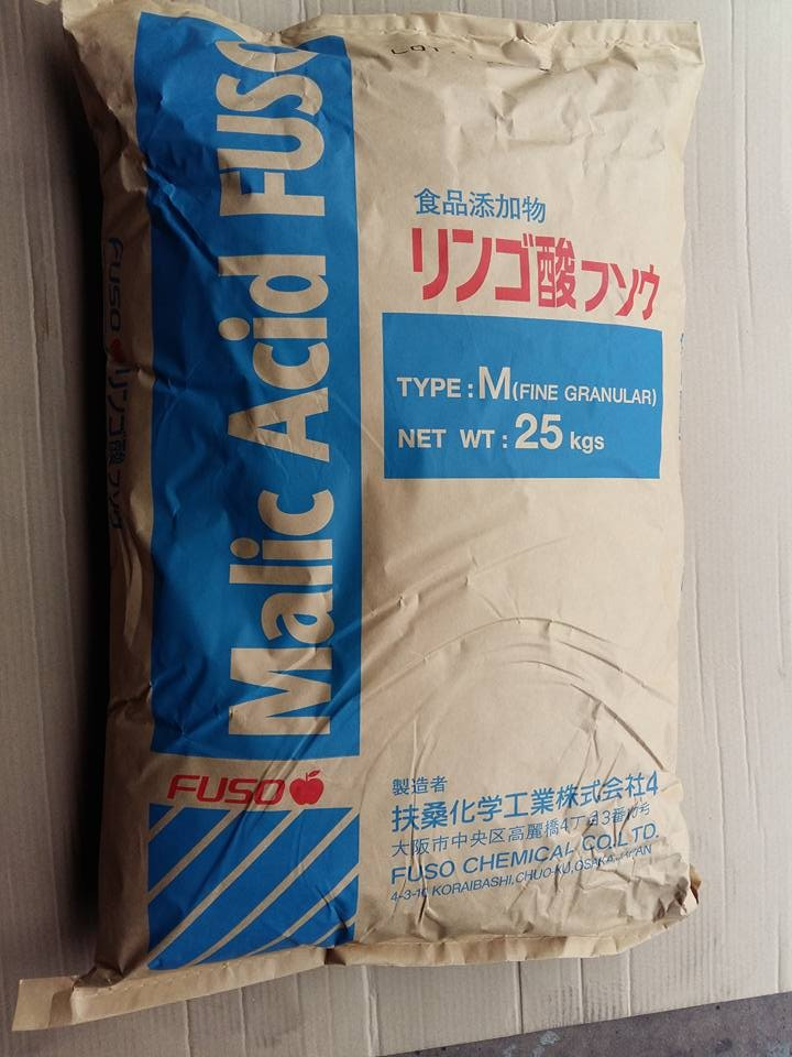 Acid malic - Japan