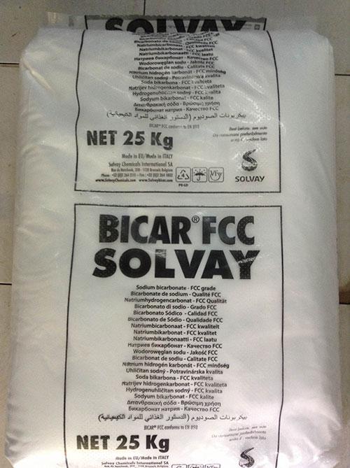 Sodium Bicarbonate Solvay - Y