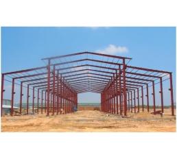 Thi công xây dựng nhà thép tiền chế