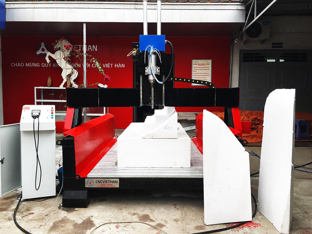 Máy tạo hình khuôn xốp mỹ thuật