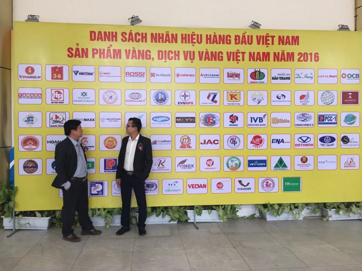 Gian hàng Việt Hàn