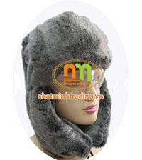 Mũ bông phòng lạnh