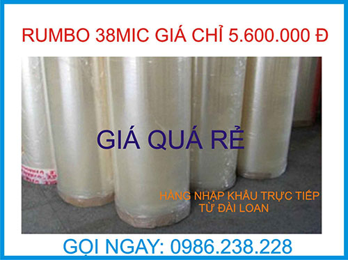 Jumbo OPP 38 MIC