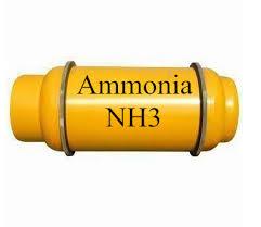 Khí Amoniac (NH3)